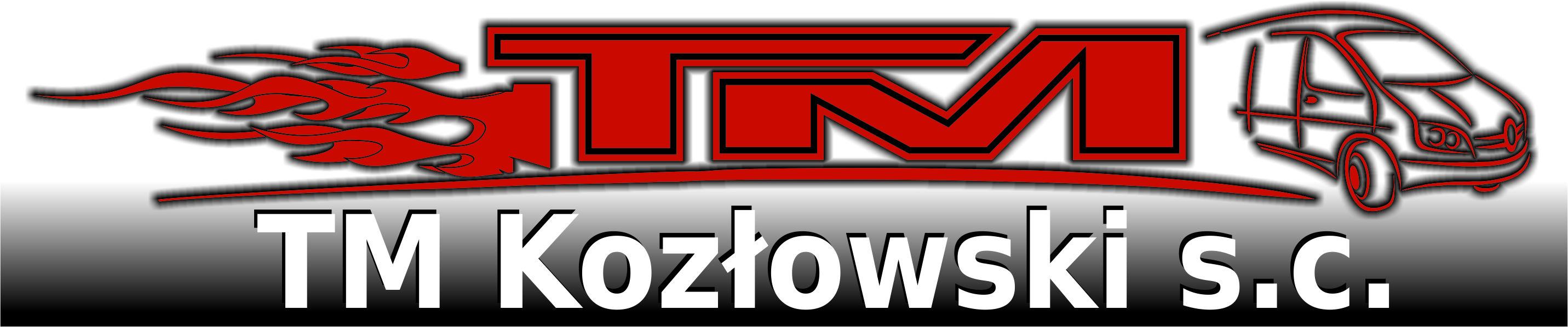 Logo TM Kozłowski s.c.