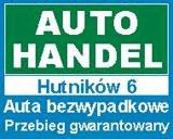 Logo AUTO HANDEL SKAWINA ul. Hutników 6 AUTA BEZWYPADKOWEzGWARANCJAMI NA PRZEBIEG NA