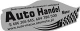 Logo Auto Handel Mazur - Import Export
