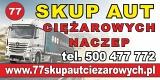 Logo 77 SKUPAUTCIEZAROWYCH.PL