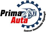 Logo PRIMA AUTA **** www.primaauta.pl ****