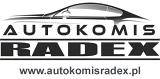 Logo AUTOKOMIS RADEX