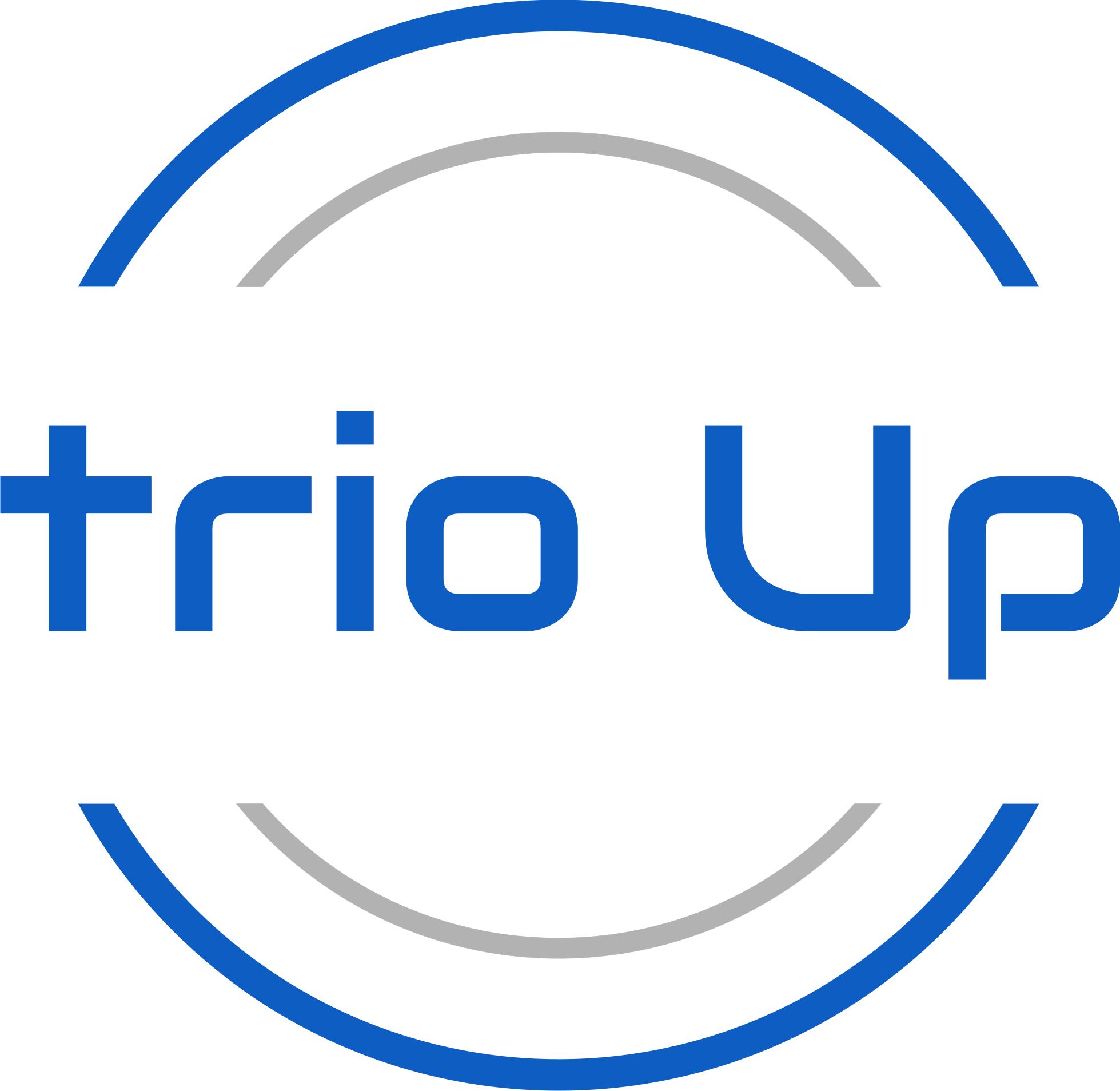 Logo Trio Up  Mysłowice