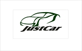 Logo F.H.U. JUST-CAR  AUTA UŻYWANE Z PISEMNĄ GWARANCJĄ