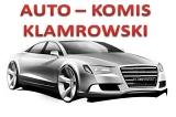 Logo Auto-Komis Klamrowski