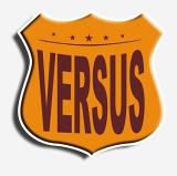 Logo F.H.U. VERSUS S.C.   Dealer Samochodów Używanych   www.versus-auto.com