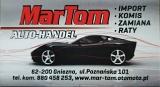 Logo Auto Handel Komis MARTOM