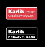Logo Grupa Karlik : Autoryzowany Dealer Honda , Volvo , Peugeot, Jaguar , Land Rover