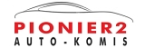"""Logo AUTO KOMIS """"Pionier II"""""""