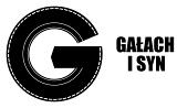 """Logo Auto Handel """"Gałach i Syn"""""""