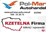 Logo POL-MAR AUTOHANDEL Kutno