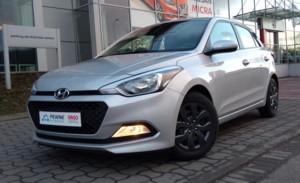 Hyundai i20 II 1.2MPI 84KM FRESH Oferta Dealera, FV23%, Gwarancja, Bluetooth