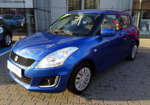 Suzuki Swift V Comfort Kraj*I wł.*Dealer*FV23%